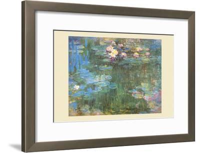Waterlilies, 1918