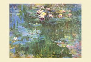 Waterlilies, 1918 by Claude Monet
