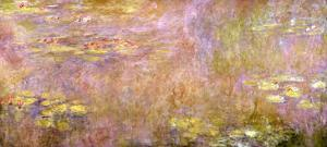 Waterlilies, After 1916 by Claude Monet