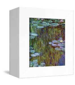 Waterlilies at Giverny, 1918 by Claude Monet