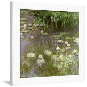Waterlilies at Midday, 1918 by Claude Monet