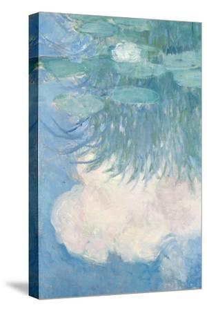 Waterlilies, Detail, 1914-17