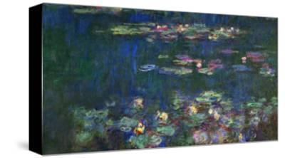 Waterlilies, Green Reflections, 1914-1918