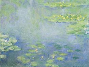 Waterlilies by Claude Monet