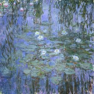 Waterlily Pond, C. 1916-19 by Claude Monet