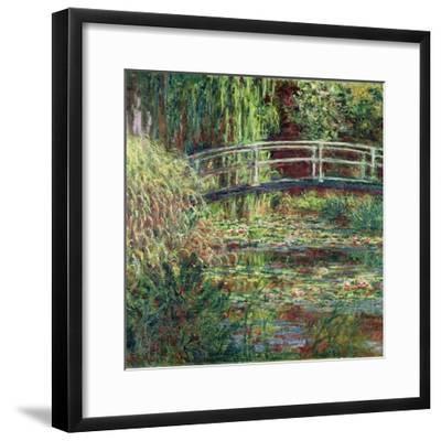 Waterlily Pond, Pink Harmony (Le Bassin Aux Nymphéas, Harmonie Ros)