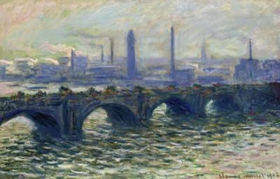 Waterloo Bridge, 1902