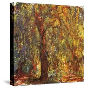 Weeping Willow, 1919 by Claude Monet
