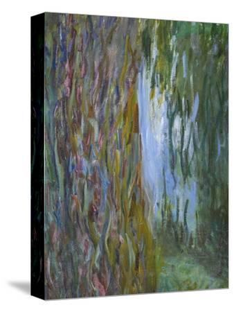 Weeping Willow and the Waterlily Pond, 1916-19 (Detail)