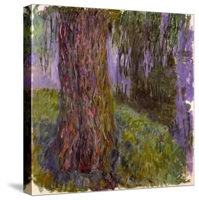 Weeping Willow and the Waterlily Pond, 1916-19