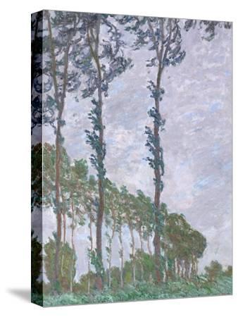 Wind Effect, Series of the Poplars, 1891