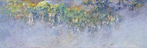 Wisteria, 1919-20 by Claude Monet