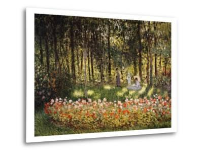Wooded Scene by Claude Monet