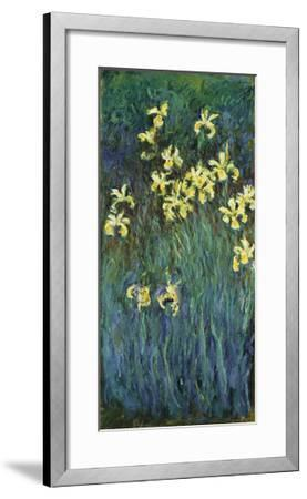 Yellow Irises, c.1914-17