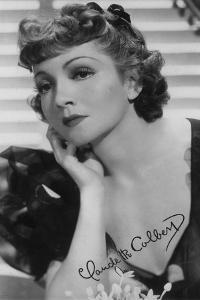 Claudette Colbert, American Actress, 20th Century