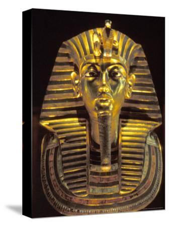 Gold Death Mask, Cairo, Egypt
