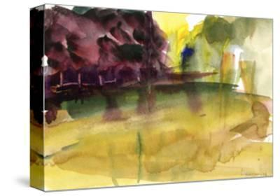 Parc in Normandy, 1992 by Claudia Hutchins-Puechavy