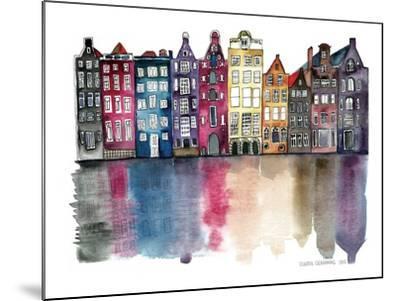 Amsterdam by Claudia Libenberg