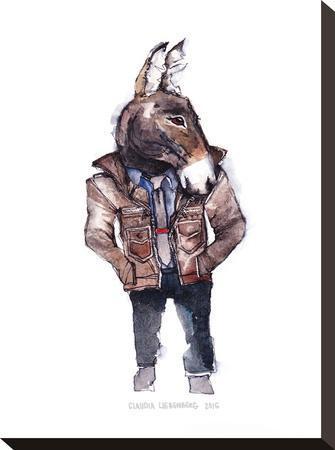 Jeffrey the Mule