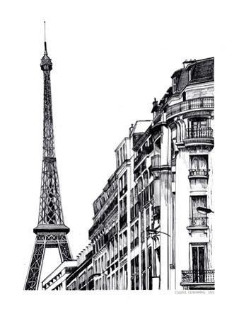 Paris by Claudia Libenberg