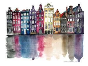 Amsterdam by Claudia Liebenberg