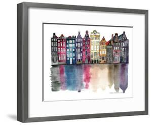 Amsterdam by Claudia Liebenberg
