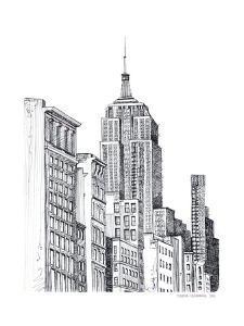 New York by Claudia Liebenberg