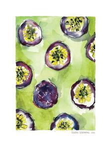 Pattern_granadilla by Claudia Liebenberg