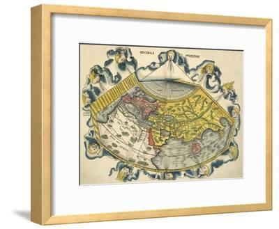 Ptolemic World Map