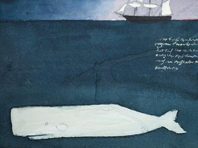Moby Dick by Claus Hoie