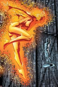 Ultimate X-Men #96 Featuring Phoenix by Clay Mann