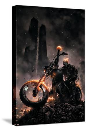 Ghost Rider No.6 Cover: Ghost Rider