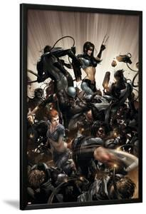 X-Force No.2 Cover: X-23, Warpath and Wolverine by Clayton Crain