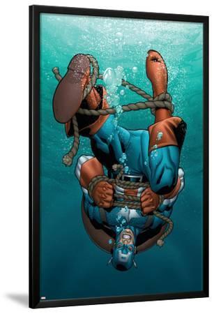 Marvel Adventures Super Heroes No.12 Cover: Captain America