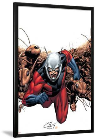 Marvel Adventures Super Heroes No.6 Cover: Ant-Man