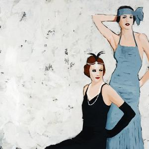Flappers by Clayton Rabo