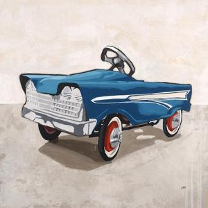 Pedal to the Metal by Clayton Rabo