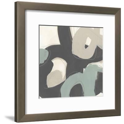Clean Slate II-June Erica Vess-Framed Art Print