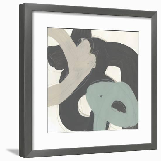 Clean Slate V-June Erica Vess-Framed Art Print