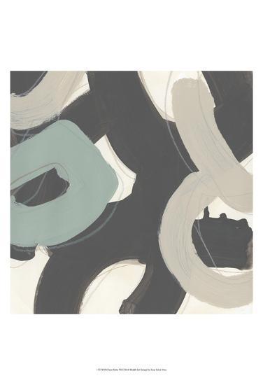 Clean Slate VI-June Erica Vess-Art Print