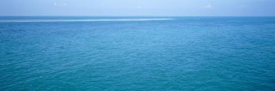 Clear Blue Water, Bahia Honda Key, Florida Keys, Florida, USA--Photographic Print