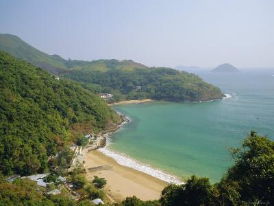 Clearwater Bay, New Territories Coastline, Hong Kong, China-Fraser Hall-Photographic Print