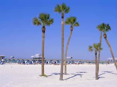 Clearwater Beach, Clearwater, Florida, USA-Fraser Hall-Photographic Print
