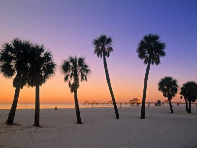 Clearwater Beach, Florida, USA-John Coletti-Photographic Print