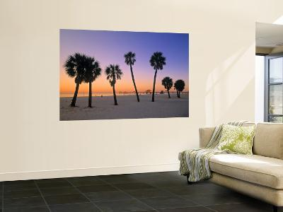 Clearwater Beach, Florida, USA-John Coletti-Wall Mural