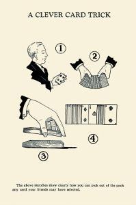 Cleaver Card Trick