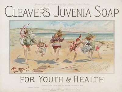 Cleaver's Juvenia Soap for Youth and Health--Giclee Print