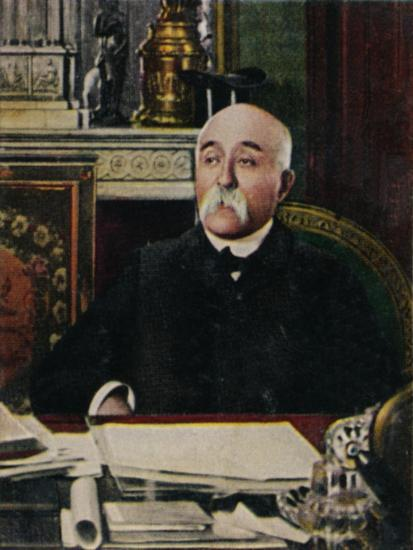 'Clemenceau 1841-1929', 1934-Unknown-Giclee Print