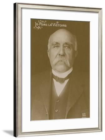 Clemenceau--Framed Photographic Print