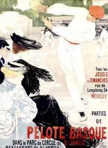Pelote Basque by Clementine Helene Dufau